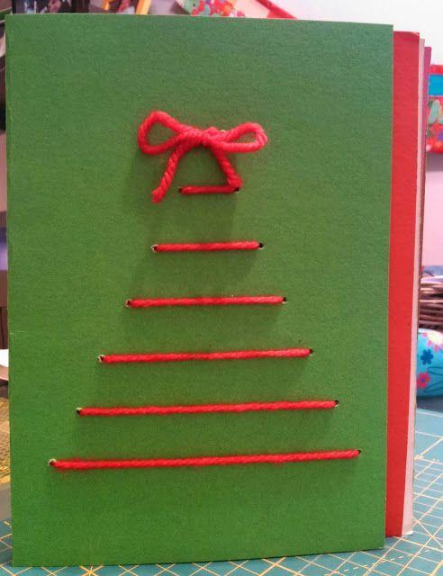cartão verde e vermelho