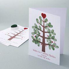 cartão decorado crianças