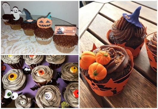 ideias de cupcake de chocolate