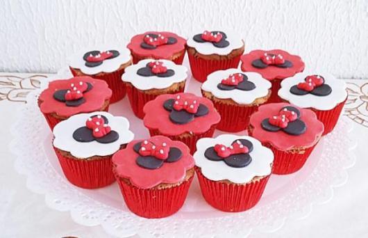 Cupcake personalizado Minnie