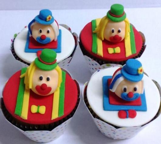 Cupcake personalizado Patati Patatá