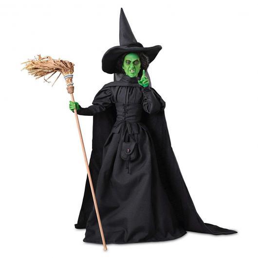 Fantasia de Bruxa Má do Oeste, da história O Mágico de Oz