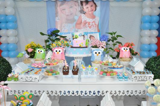festa da corujinha provençal aniversário de um ano