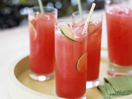 Festa de formatura cardápio bebida