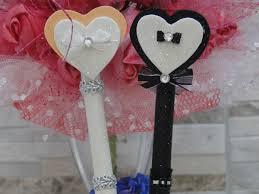 Lembrancinha de Casamento em EVA: caneta decorada