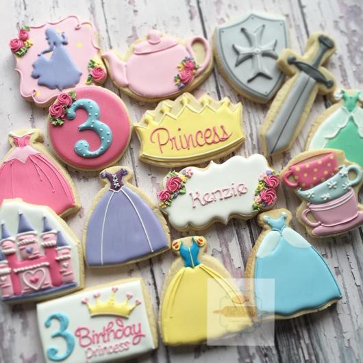 Inspire-se com esses biscoitos decorados