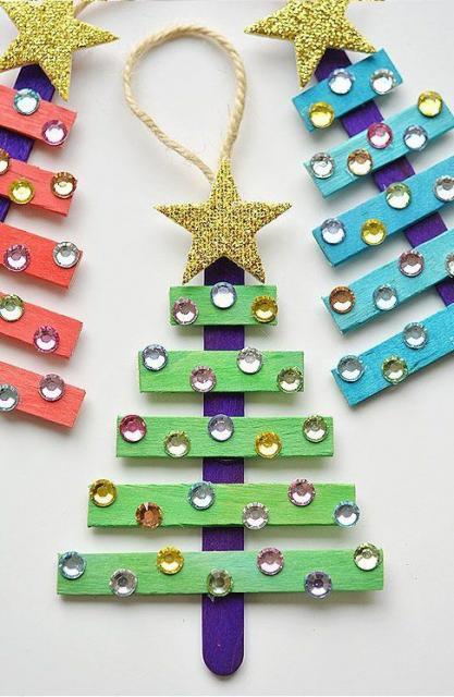 artesanato natal material reciclado