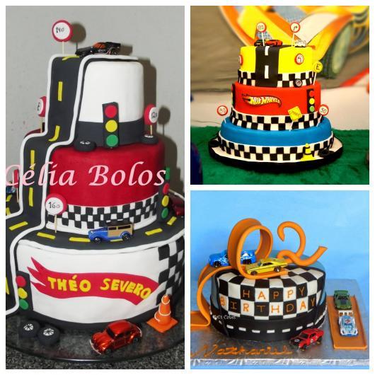 O bolo é um dos itens essenciais de qualquer festa, por isso é essencial escolher um modelo deslumbrante e magnífico!