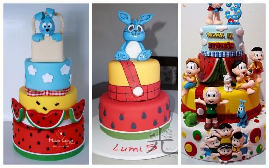 O bolo fake é um recurso moderno para decorar festas