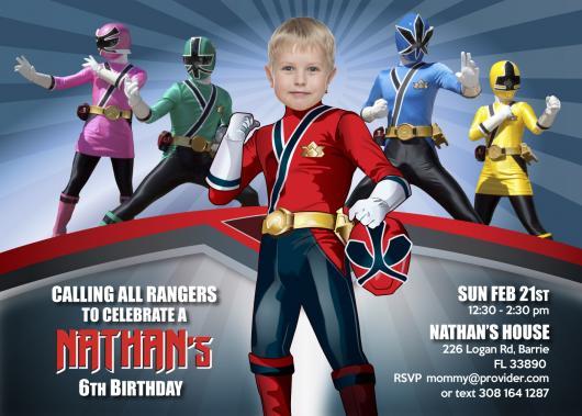 Que tal colocar o aniversariante vestido como um dos heróis?