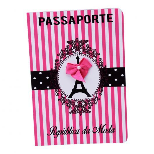 convite barbie paris passaporte