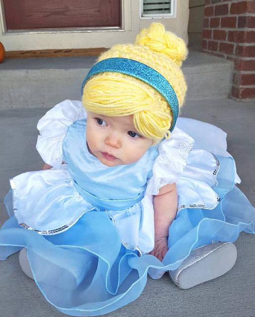 fantasia criativa bebê