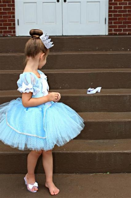 ideia fantasia de princesa
