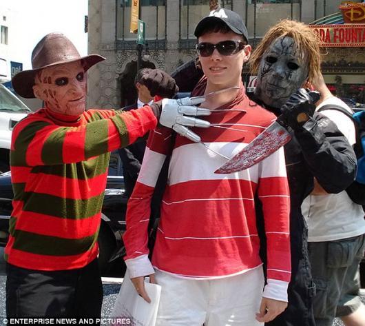 A máscara é uma boa opção para quem busca uma fantasia perfeita