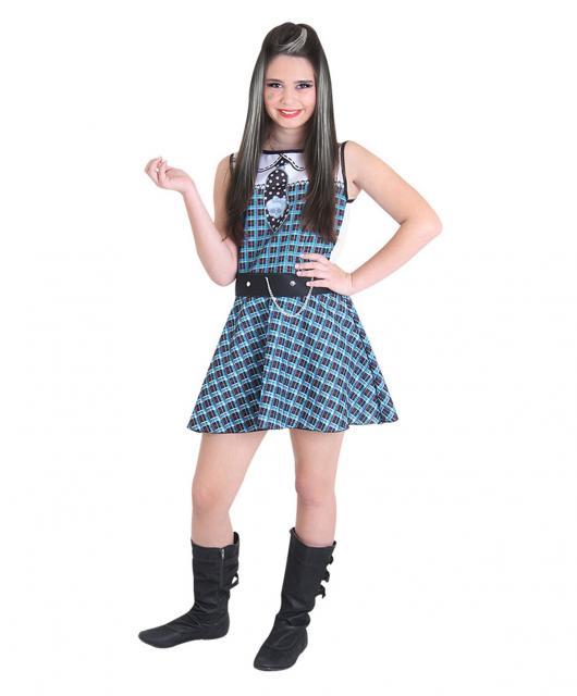 A Frankie Stein é outra personagem adorada na Monster High
