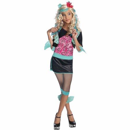 Lagoona Blue também é uma personagem importante da Monster High
