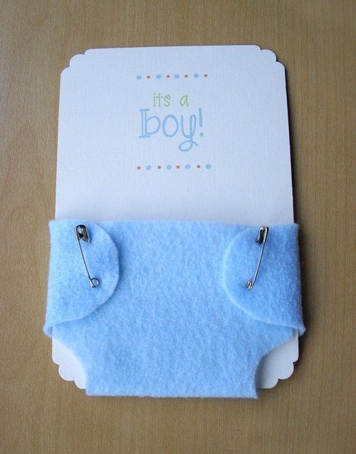 Papel para convite: convite de chá de bebê em papel canson