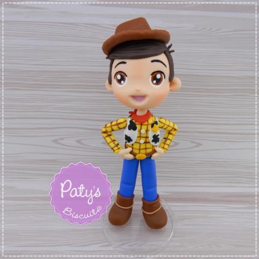 No maior estilo Woody, o protagonista de Toy Story