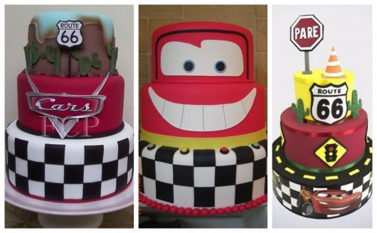 Use toda a sua criatividade para confeccionar um bolo surpreendente!