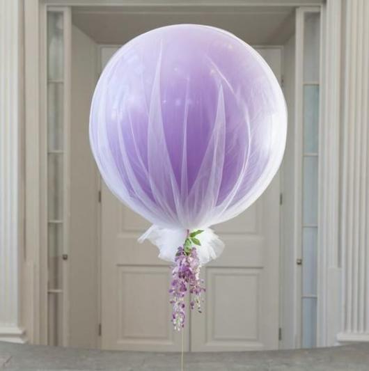 balão decorado