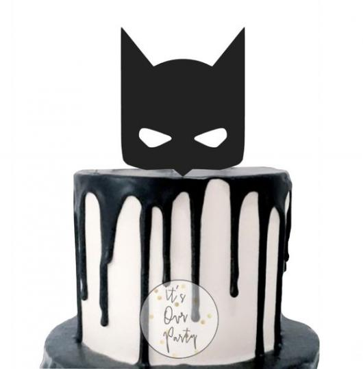 Bolos diferentes de aniversário com tema Batman