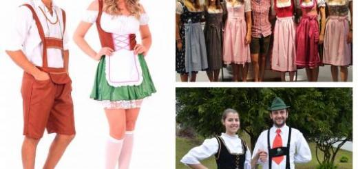 A fantasia alemã é muito procurada para usar na Oktoberfest