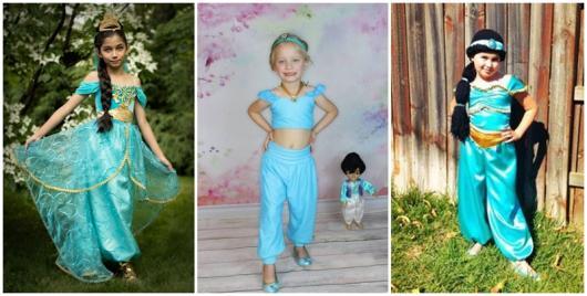 fantasias infantis de princesa