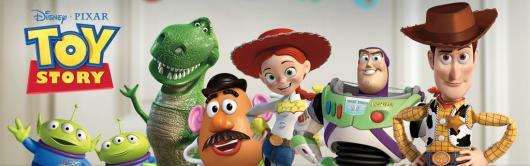 A franquia Toy Story é um verdadeiro sucesso