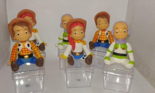 Bonecos de biscuit do Toy Story