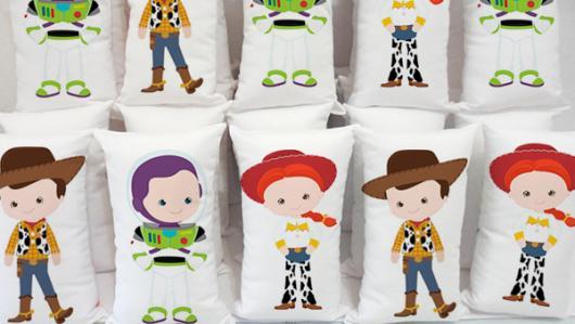 Lembrancinhas Toy Story baby para crianças pequenas