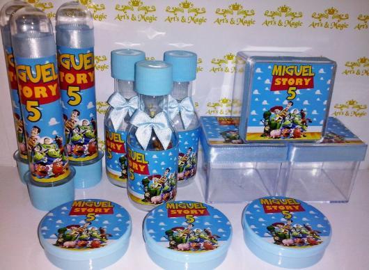 Veja quanta opção de lembrancinhas Toy Story personalizadas