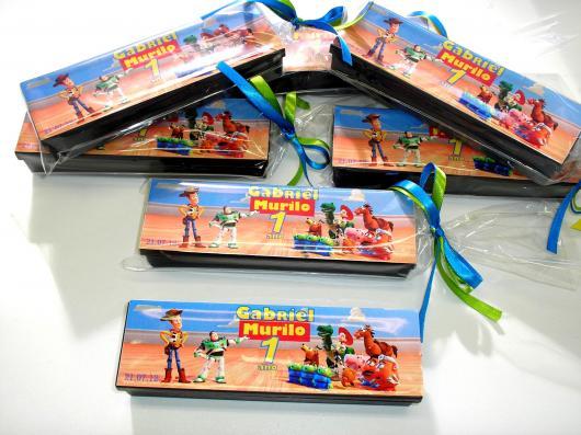 Ideias criativas de lembrancinhas personalizadas do Toy Story