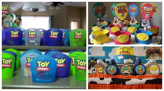 Capriche na escolha das lembrancinhas para festa Toy Story!