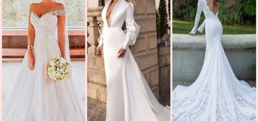 Vestido de Noiva para Casamento de Dia: Inspirações