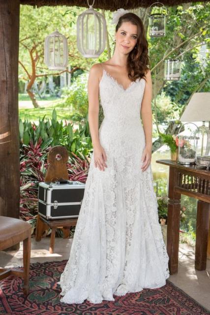 Vestido De Noiva Para Casamento De Dia 30 Modelos Apaixonantes