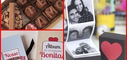 Bodas de namoro: Presentes