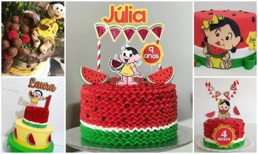 ideias de bolos decorados
