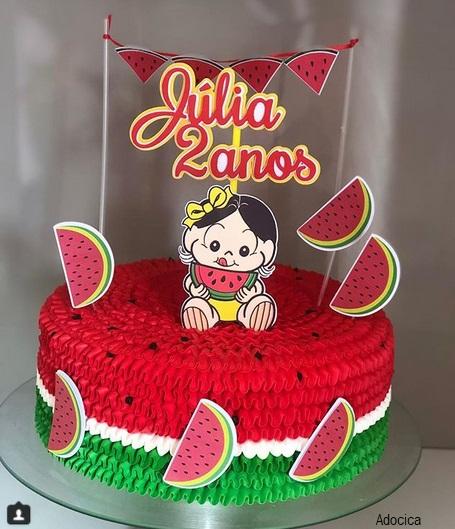 bolo aniversário bebê