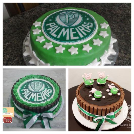 Você pode encomendar o bolo para um profissional especializado, que tal?