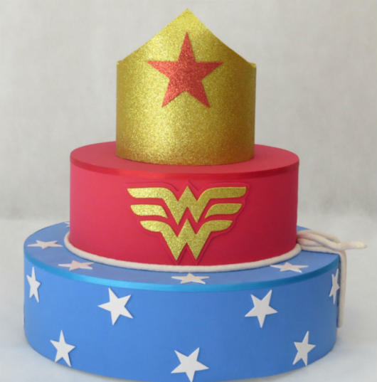 Os bolos fake redondos são os mais famosos
