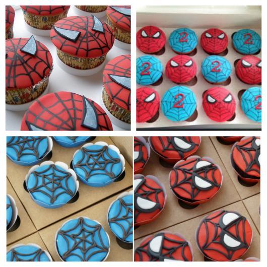 São inúmeras as possibilidades de decoração para deixar o cupcake com um lindo aspecto