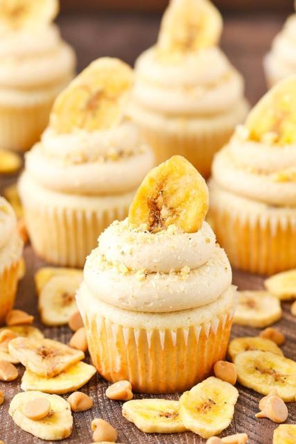 Dica para você decorar cupcakes de bananas