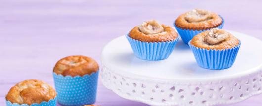 As forminhas coloridas são detalhes importantes dos cupcakes
