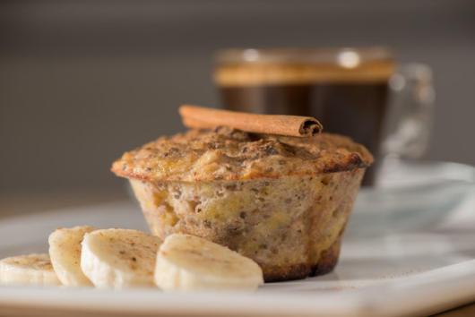 Cupcake ideal para quem quer comidinhas saudáveis no aniversário
