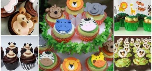 ideias de cupcakes decorados