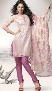 Fantasia indiana feminina rosa