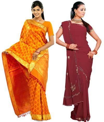 Fantasia indiana feminina laranja