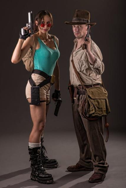 cosplay casal