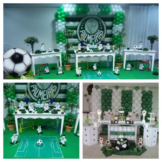 60 ideias incríveis para uma festa perfeita com decoração do Palmeiras