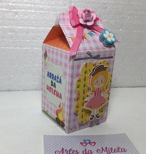 decoração personalizada festa junina